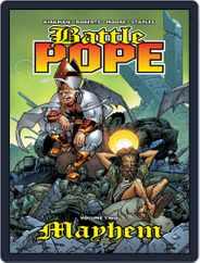 Battle Pope Magazine (Digital) Subscription April 21st, 2009 Issue