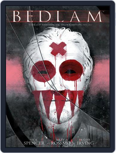 Bedlam Magazine (Digital) May 1st, 2013 Issue Cover