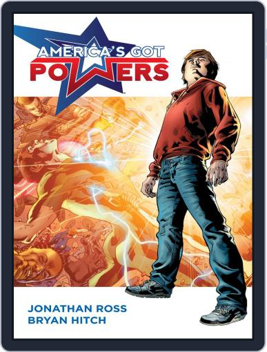America's Got Powers Magazine (Digital) October 8th, 2014 Issue Cover
