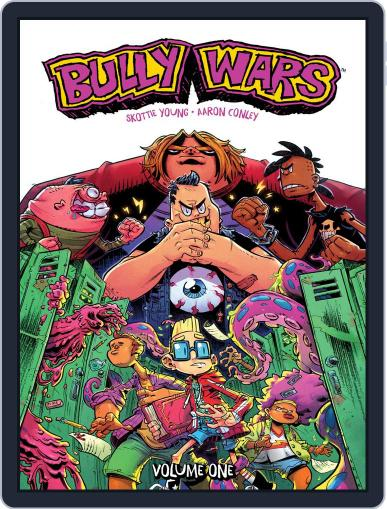 Bully Wars February 20th, 2019 Digital Back Issue Cover