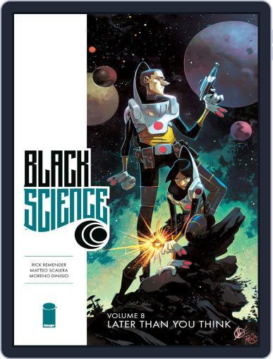 Black Science October 31st, 2018 Digital Back Issue Cover