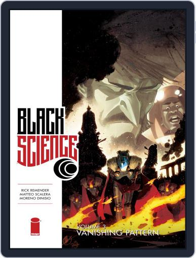 Black Science Magazine (Digital) August 12th, 2015 Issue Cover