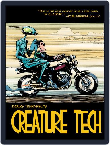 Creature Tech Magazine (Digital) January 2nd, 2019 Issue Cover