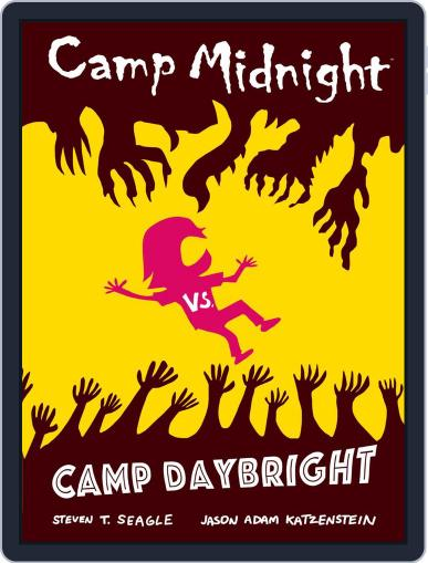 Camp Midnight October 9th, 2019 Digital Back Issue Cover