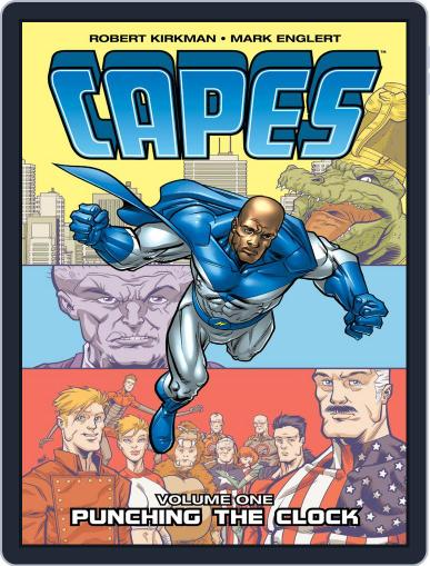 Capes October 30th, 2001 Digital Back Issue Cover