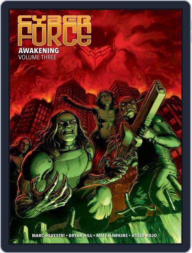 Cyber Force: Awakening Magazine (Digital) September 18th, 2019 Issue Cover