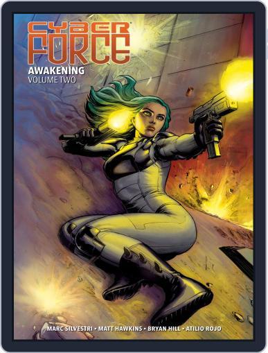 Cyber Force: Awakening Magazine (Digital) February 27th, 2019 Issue Cover