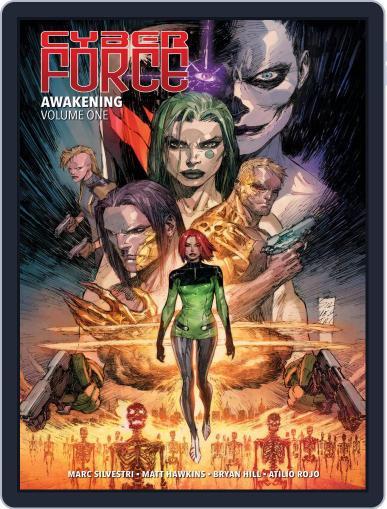 Cyber Force: Awakening September 26th, 2018 Digital Back Issue Cover