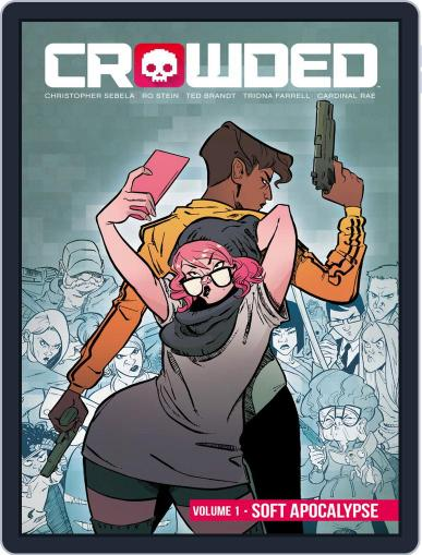 Crowded Magazine (Digital) March 20th, 2019 Issue Cover