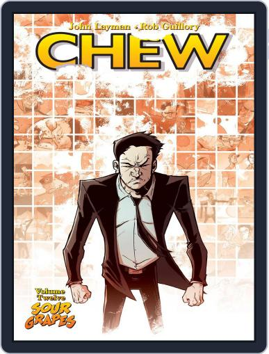 Chew January 18th, 2017 Digital Back Issue Cover