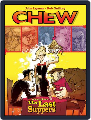 Chew May 11th, 2016 Digital Back Issue Cover