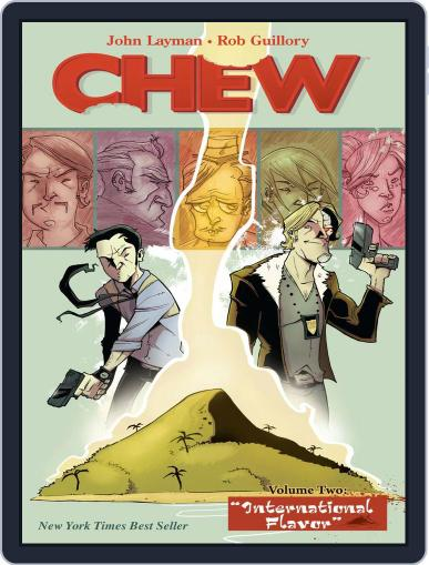 Chew Magazine (Digital) June 9th, 2010 Issue Cover