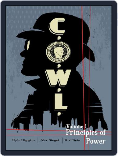 C.O.W.L. Magazine (Digital) October 29th, 2014 Issue Cover