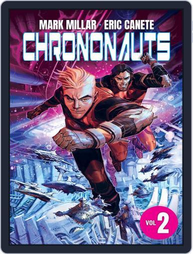 Chrononauts Magazine (Digital) April 17th, 2020 Issue Cover