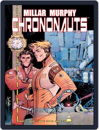 Chrononauts Magazine (Digital) September 9th, 2015 Issue Cover