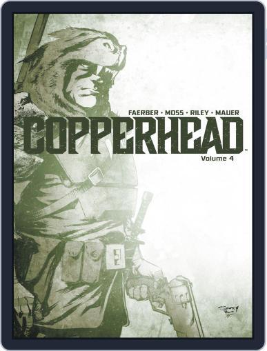 Copperhead Magazine (Digital) March 28th, 2018 Issue Cover