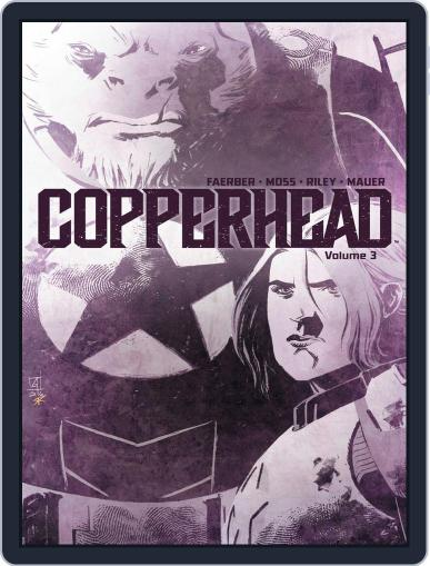 Copperhead August 30th, 2017 Digital Back Issue Cover