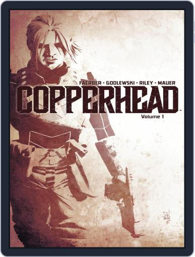 Copperhead March 11th, 2015 Digital Back Issue Cover