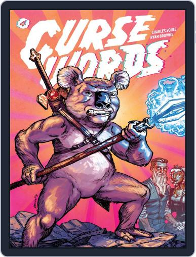 Curse Words March 6th, 2019 Digital Back Issue Cover