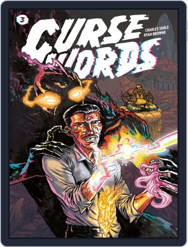 Curse Words Magazine (Digital) July 18th, 2018 Issue Cover