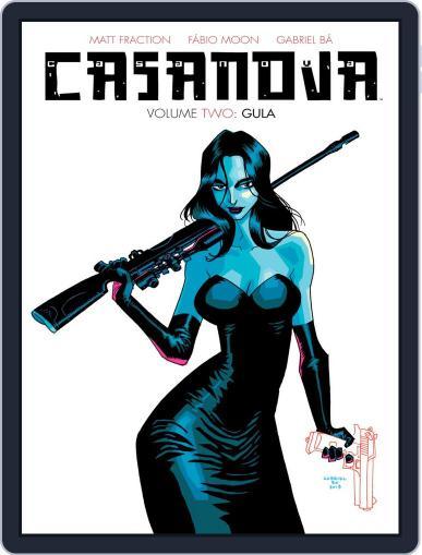 Casanova January 7th, 2015 Digital Back Issue Cover