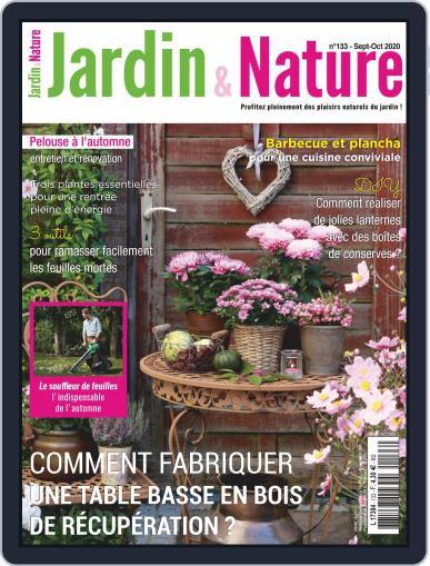 Jardin et Nature (Digital) September 1st, 2020 Issue Cover