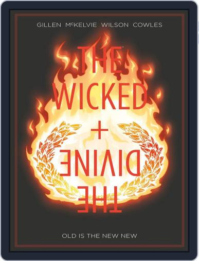 The Wicked + The Divine Magazine (Digital) March 6th, 2019 Issue Cover