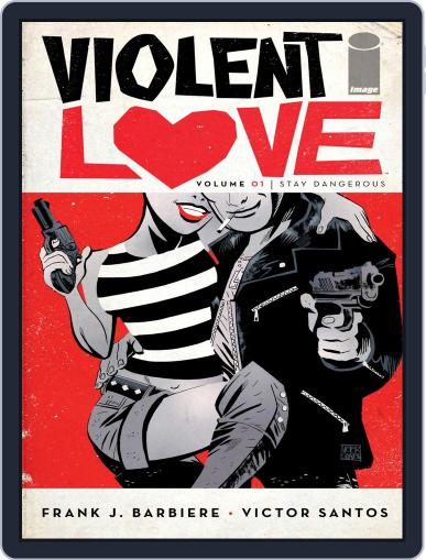 Violent Love May 24th, 2017 Digital Back Issue Cover