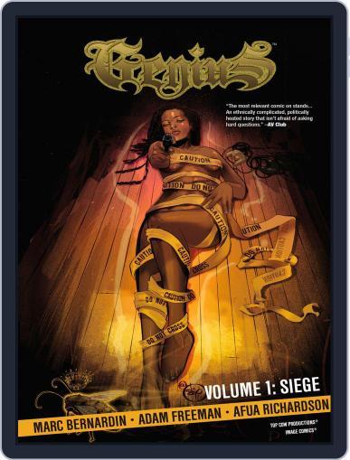 Genius Magazine (Digital) May 27th, 2015 Issue Cover