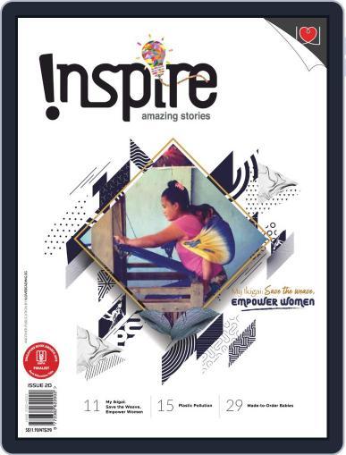 Inspire September 4th, 2020 Digital Back Issue Cover