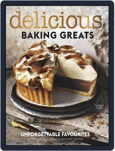 delicious. Cookbooks February 1st, 2020 Digital Back Issue Cover