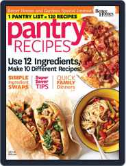 Pantry Recipes Magazine (Digital) Subscription March 17th, 2014 Issue