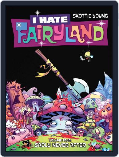 I Hate Fairyland Magazine (Digital) August 29th, 2018 Issue Cover