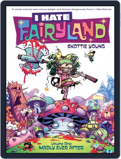 I Hate Fairyland Magazine (Digital) April 20th, 2016 Issue Cover