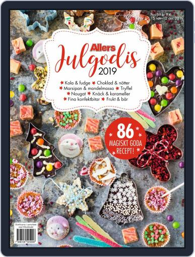Allers Julgodis 2019 Magazine (Digital) November 1st, 2019 Issue Cover