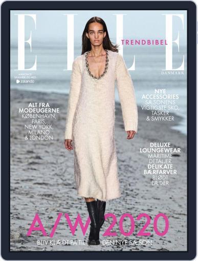 ELLE Trendbibel (Digital) July 19th, 2020 Issue Cover