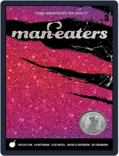 Man-Eaters Magazine (Digital) November 6th, 2019 Issue Cover