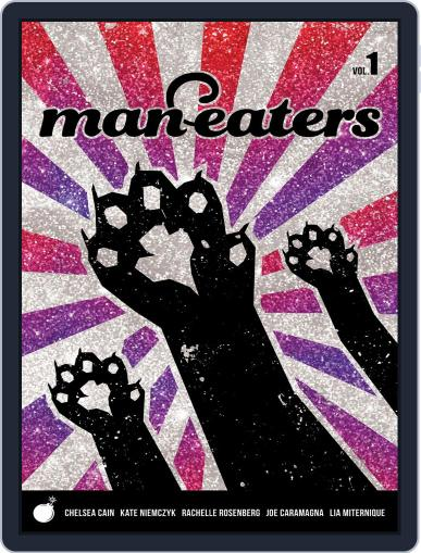 Man-Eaters Magazine (Digital) February 27th, 2019 Issue Cover