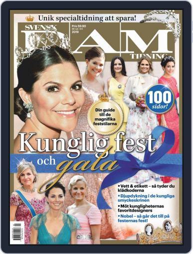 Kunglig Fest & Gala Magazine (Digital) November 21st, 2019 Issue Cover