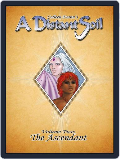 A Distant Soil April 23rd, 2014 Digital Back Issue Cover