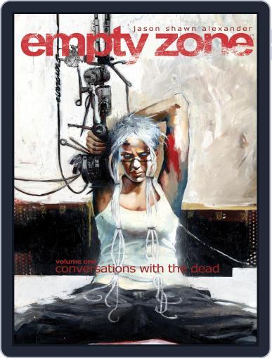 Empty Zone Magazine (Digital) December 16th, 2015 Issue Cover