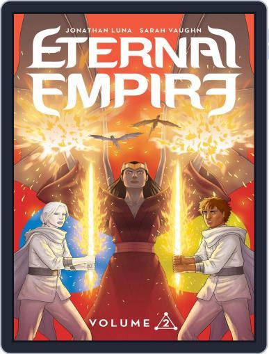 Eternal Empire October 3rd, 2018 Digital Back Issue Cover