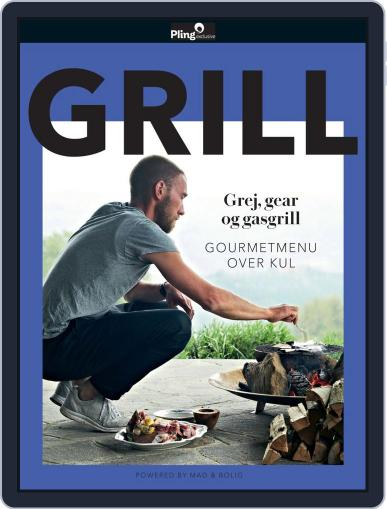 Grill for Gourmeter Magazine (Digital) June 4th, 2019 Issue Cover