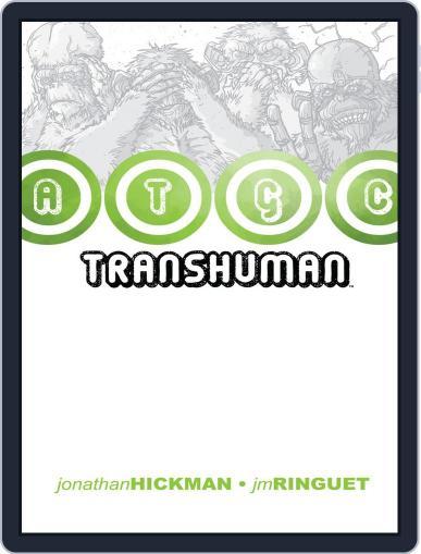 Transhuman Magazine (Digital) January 28th, 2009 Issue Cover