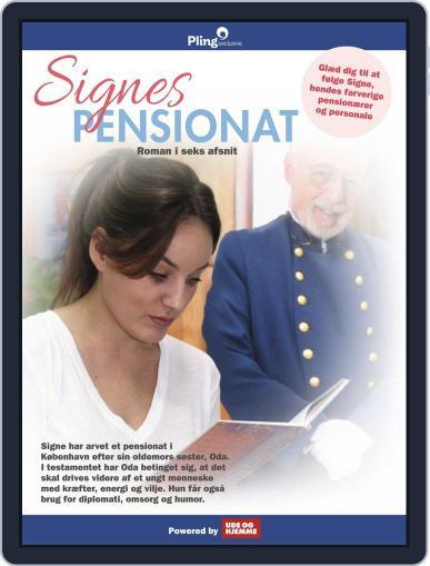 Signes Pensionat - Sæson 1 June 27th, 2019 Digital Back Issue Cover