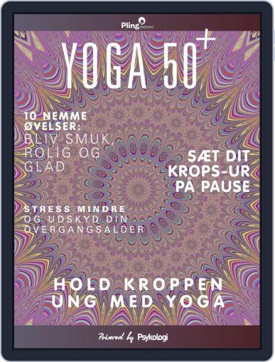 Yoga + 50 Hormoner i balance Magazine (Digital) June 13th, 2019 Issue Cover