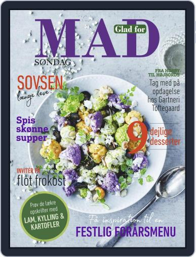 Glad for MAD (Digital) February 8th, 2019 Issue Cover