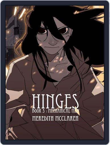 Hinges Magazine (Digital) February 8th, 2017 Issue Cover