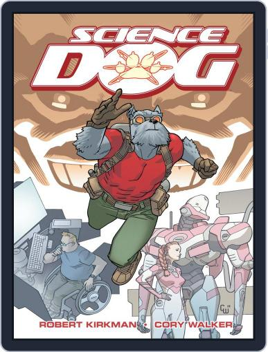 Science Dog October 19th, 2011 Digital Back Issue Cover