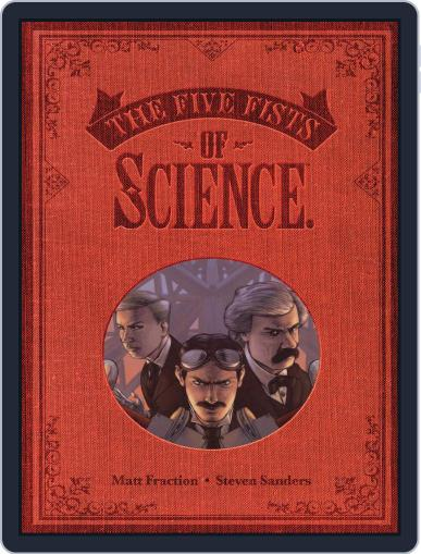 Five Fists Of Science Magazine (Digital) September 13th, 2017 Issue Cover